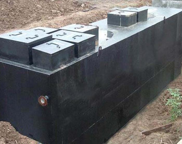 地埋式一体化处理设备