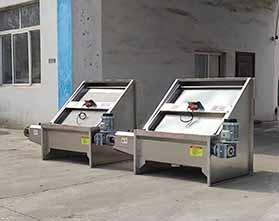 芜湖生产斜筛式固液分离机